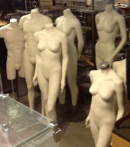 WSF Used Mannequins